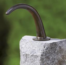 Wassereinläufe